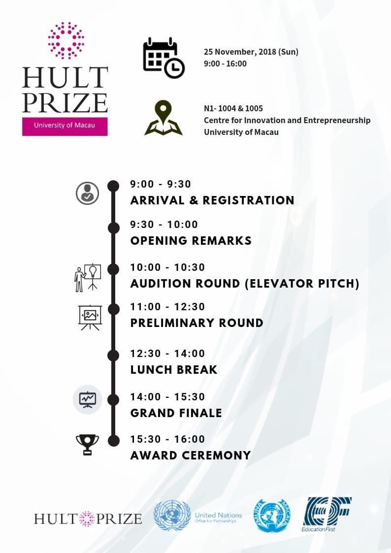 Call for Registration: MUNA, UMSU: Hult Prize On-Campus